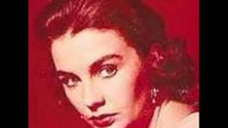 Jean Simmons la bella actriz inglesa