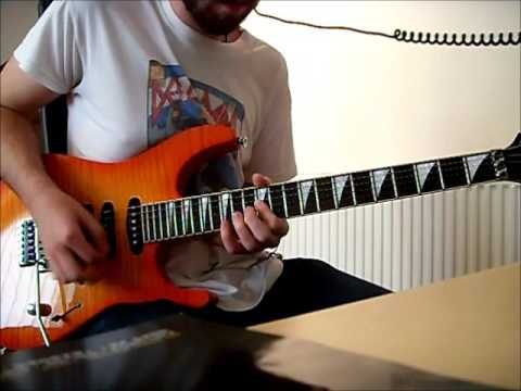 Def Leppard - The Solos of Hysteria (COVER)