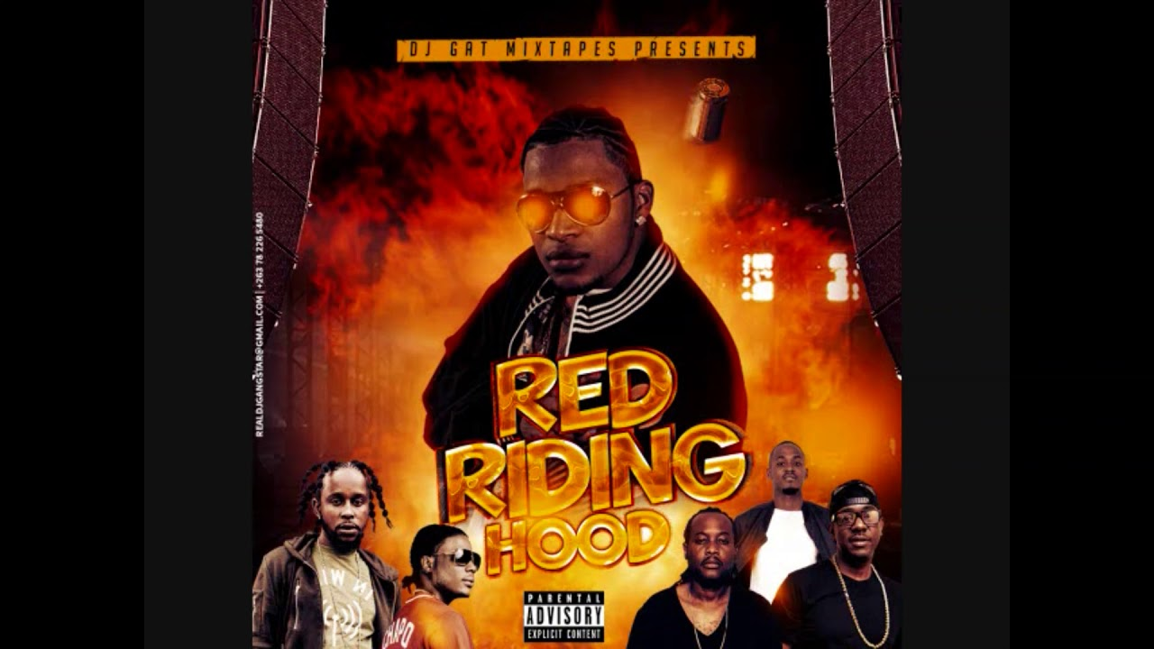 MARCH 2017 DANCEHALL MIX RED RIDING HOOD FT ALKALINE/POPCAAN/MASICKA 1876  899- 5643