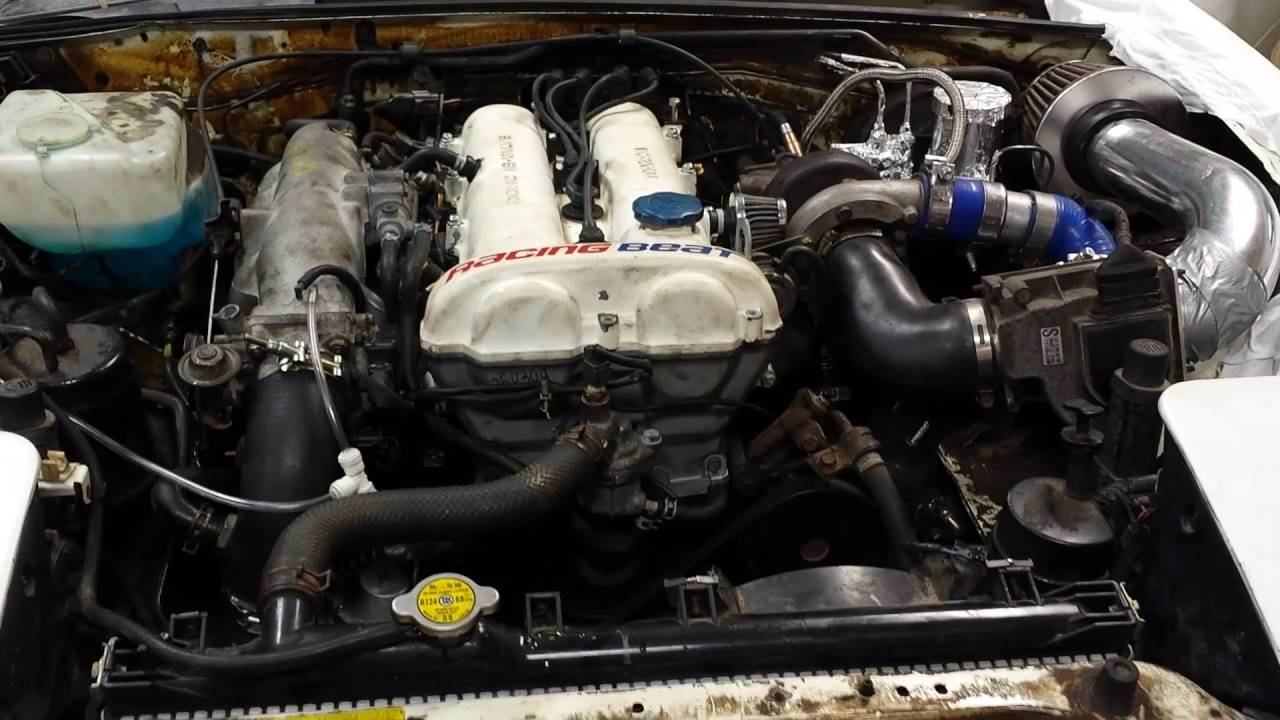 Miata 1.6 Engine >> Mazda Miata 1992 1.6L Turbo TD04 - YouTube