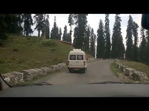 Srinagar To Gulmarg By Road Full Journey Video - Kashmir Tourism দেখেনিন কাশ্মীরের সৌন্দর্য!