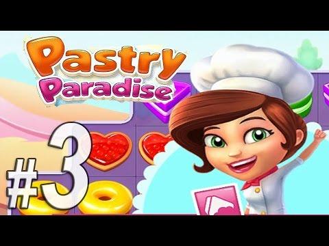 Pastry Paradise: Крутые кексы, Прохождение игры, Часть 3