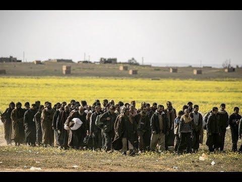 بعد خسارة آخر معاقله   قيادات داعش توجه المقاتلين لاتباع استراتيجية جديدة  - نشر قبل 7 ساعة