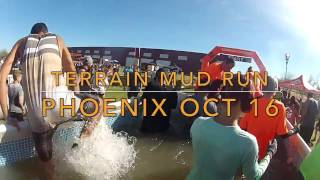 Terrain Mud Run AZ Oct 2016