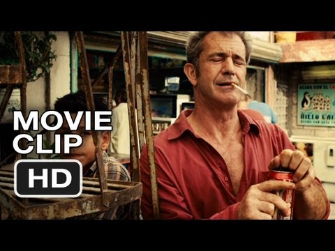 Get The Gringo Movie   Driver Meets the Kid 2012 Mel Gibson Movie HD