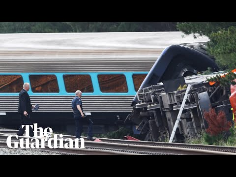 """Derailed Victorian train """"could have killed more"""""""