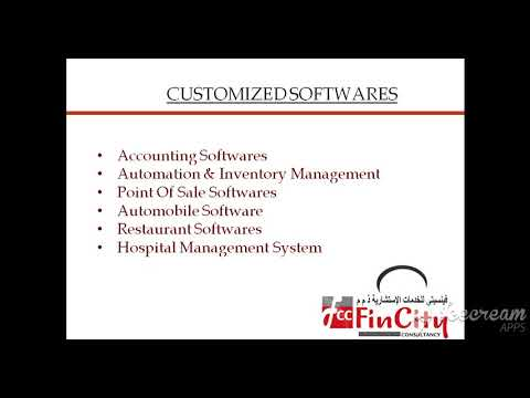 About Fincity Consultancy Services LLC,Sharjah,UAE