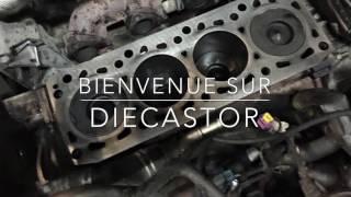 Reparration moteur Fiat
