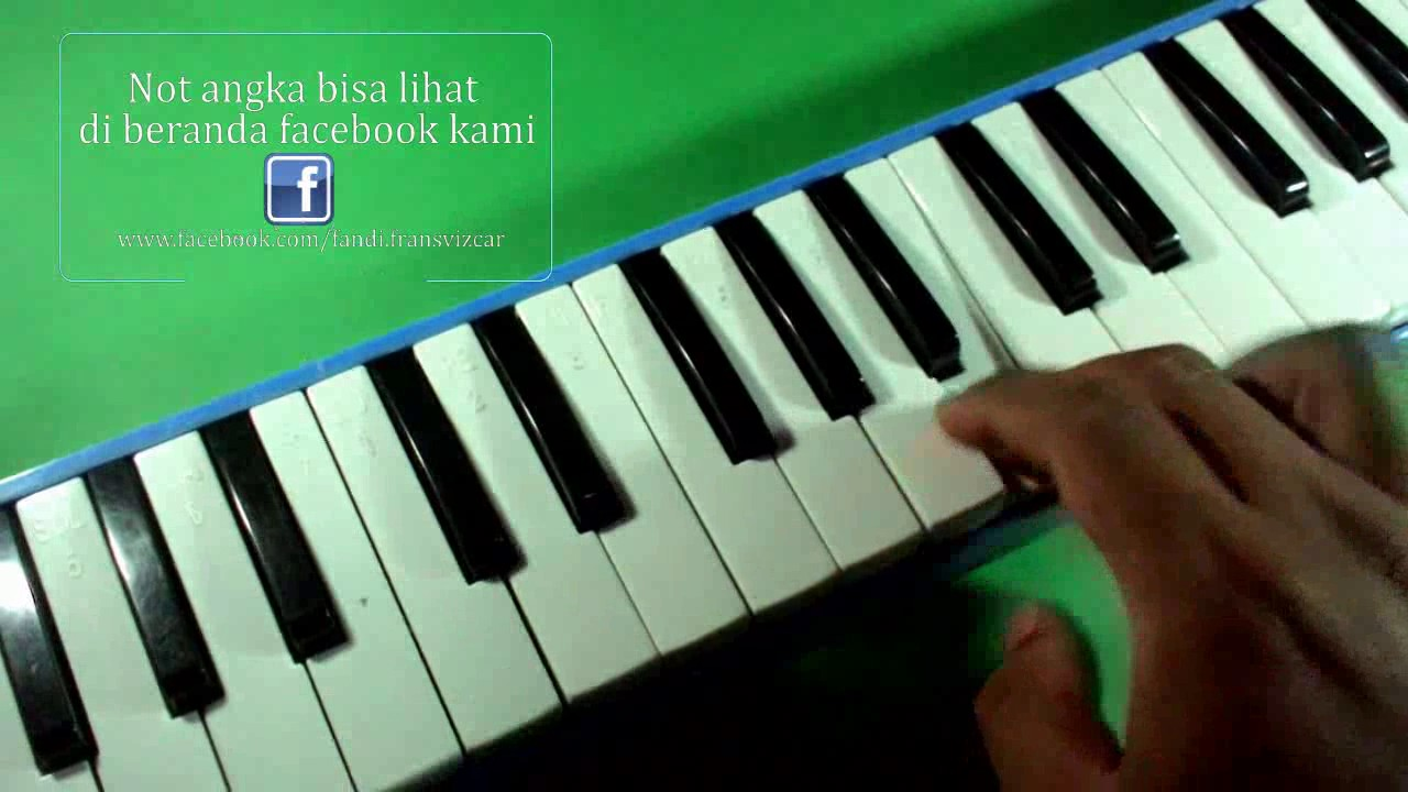 Surat Cinta Untuk Starla Virgoun Pianika Cover