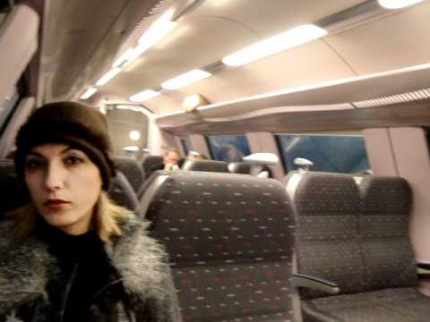 Train From Brussels To Brugge