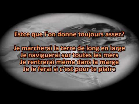 Karaoké-Julio Iglesias- Donner