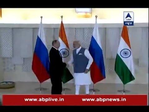 BRICS 2016: PM Modi meets Russian President Vladimir Putin