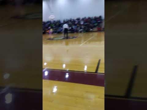 Glenn Hills Middle School peprally 2017