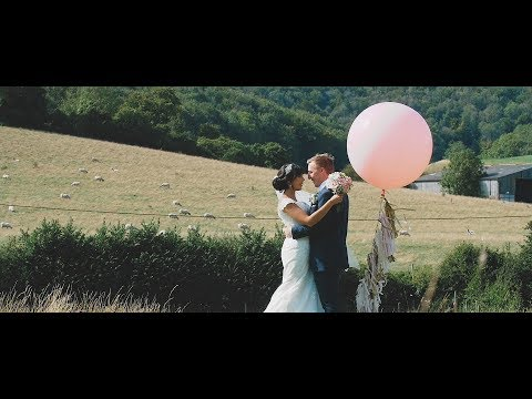 Upwaltham Barns Wedding Film // Jess & Jon: 13.08.16 //