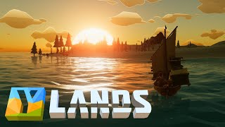 Ylands - Explorando la Isla Nevada
