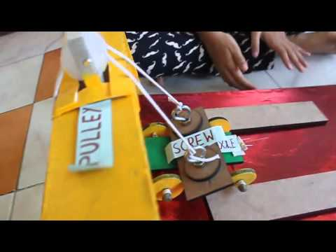 Simple Machines - Physics Project