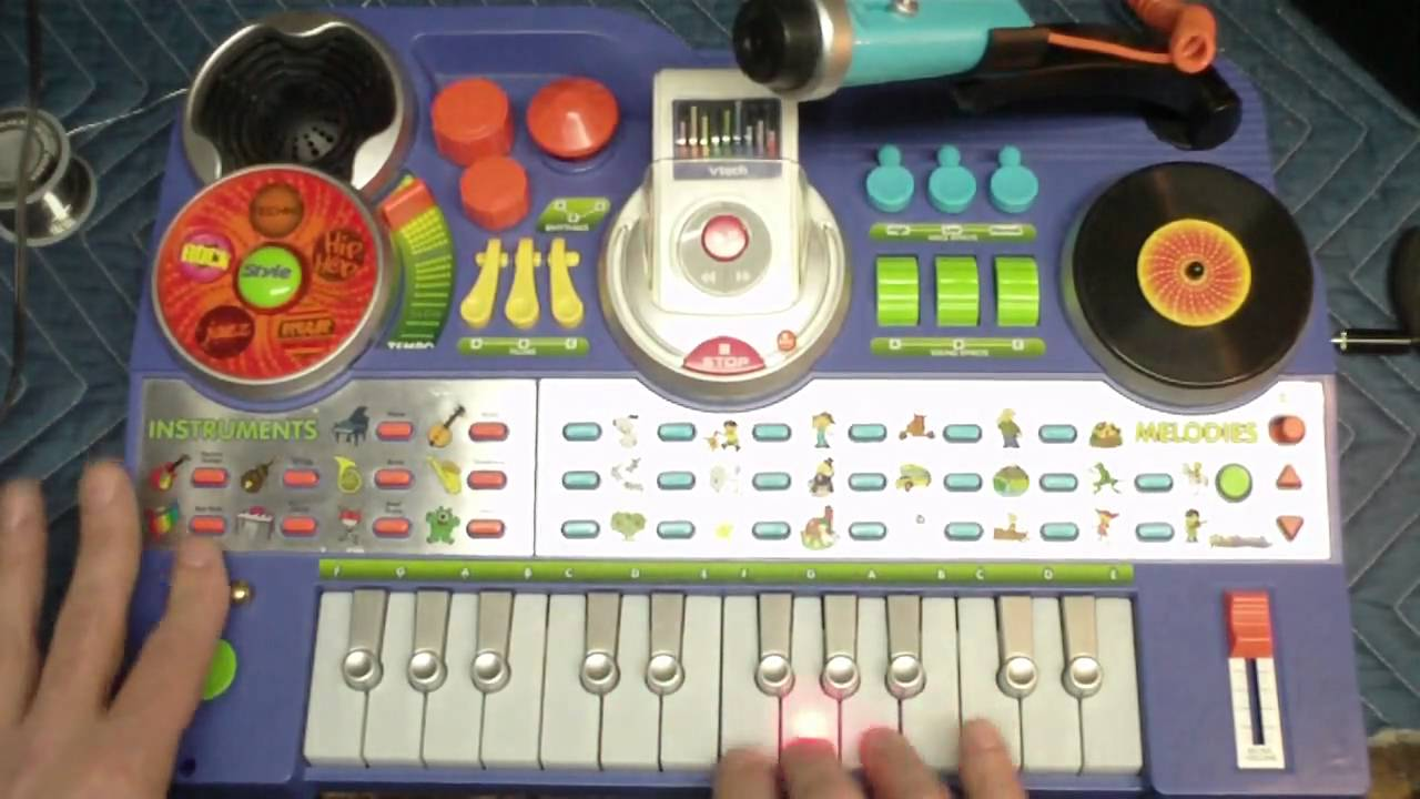 Circuit Bending Fool Vtech Kidijamz Studio Simple Ways To Bend A Toy Pinterest