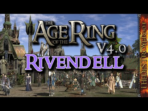 Age Of The Ring Mod V4.0 - A Look At Rivendell