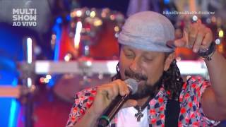 Chiclete Com Banana - Menina Me Dá Seu Amor - Axé Brasil No Multishow 2013 (HD)