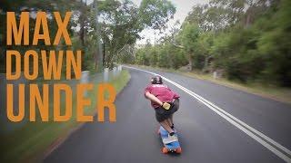 Orangatang Wheels Raw Run   Max Vickers Down Under
