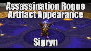 7.2 SIGRYN Artifact Challenge (Assassination Rogue) - The God-Queen's Fury - Guide in Description