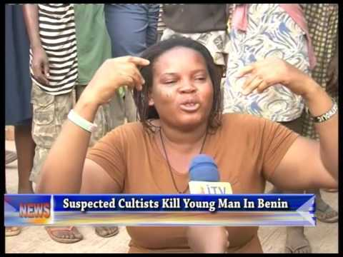 Suspected cultists kill young man in Benin