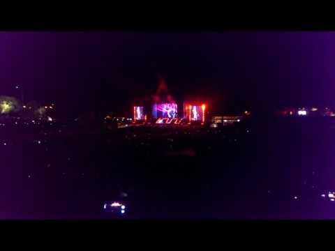 Eminem Rapture 2014 Auckland, New Zealand full Concert