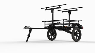 SportsRig Adventure XL PRO Trailer Assembly Video