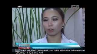 Cecillia Young : Coaching clinic belajar biola bersama - HUT PMI ke-69