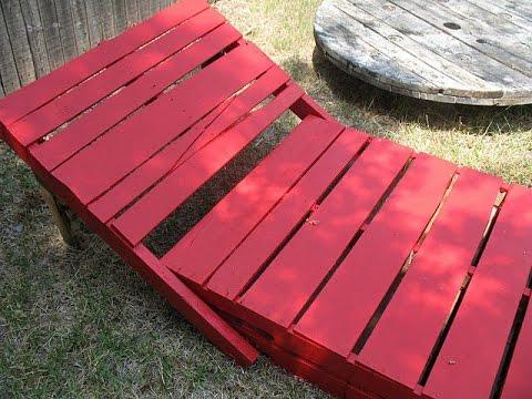 Coole möbel selber bauen. Gartenmöbel aus europaletten selber bauen.