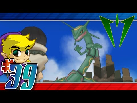 Let S Play Pokemon Omega Ruby Part 39 Rayquaza Youtube