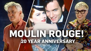 Moulin Rouge! - 20 Year Anniversary - YouTube