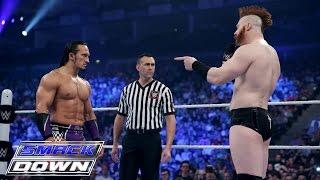 Neville vs Sheamus: SmackDown, April 16, 2015