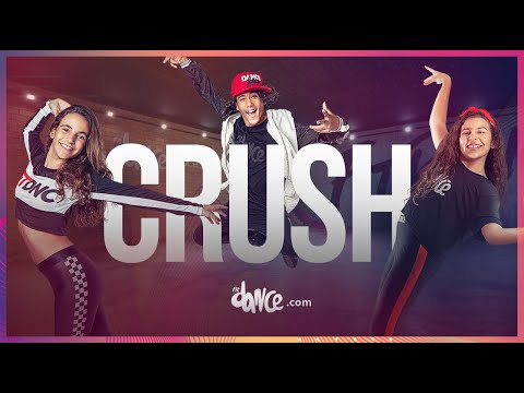 Crush - Bela Fernandes  FitDance Teen Coreografía Dance