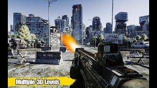 Counter Terrorist War 2019 - Android Gameplay