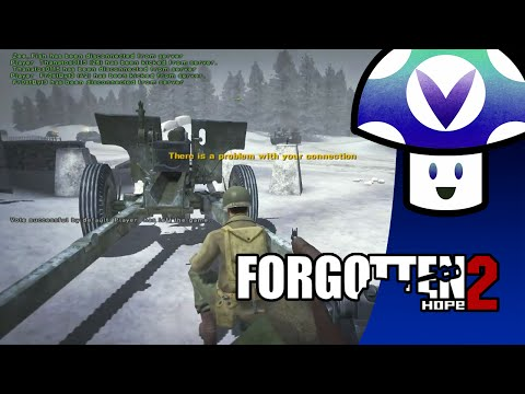 [Vinesauce] Vinny & Mods - Forgotten Hope 2
