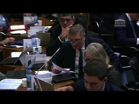 24 janvier 2018: audition de Bernard Roman, président de l'ARAFER
