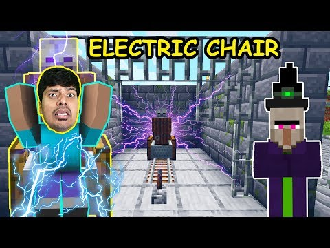 Electric Chair Treatment To Chota Bheem And Return Of Mythpat  | Minecraft Hindi