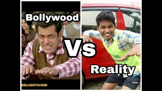Bollywood Vs reality | expectation Vs reality | friends Tv