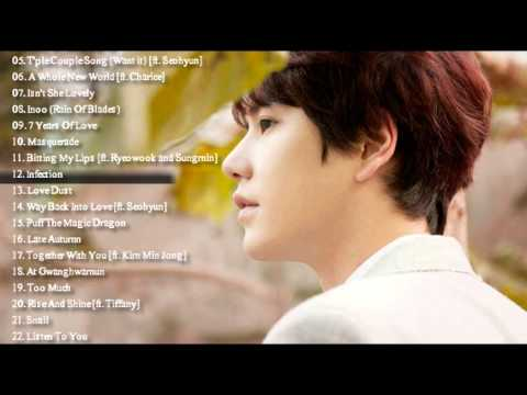 조규현 (Cho kyuhyun) - Greatest Hits [30 songs\2hrs]