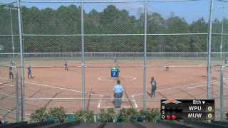 2.23.18 - WPU Softball v. Mississippi University for Women thumbnail