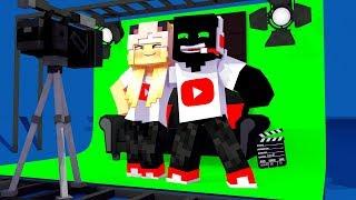 ISY&ROMAN FANGEN AUF YOUTUBE NEU AN?! - Minecraft [Deutsch/HD]