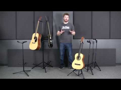 What Guitar Stand Should I Buy?   by On-Stage