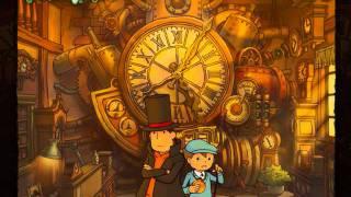 Professor Layton and the Unwound Future/Lost Future OST - Puzzle Battle