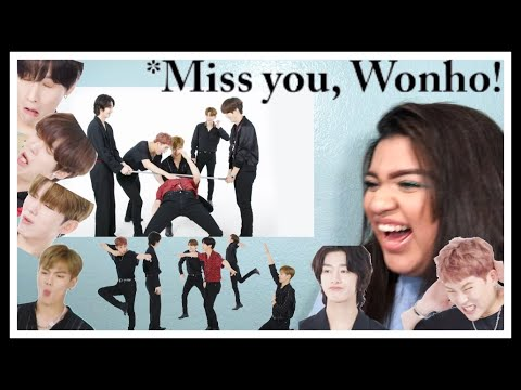 Monsta X Tries 9 Things They've Never Done Before - Reaction