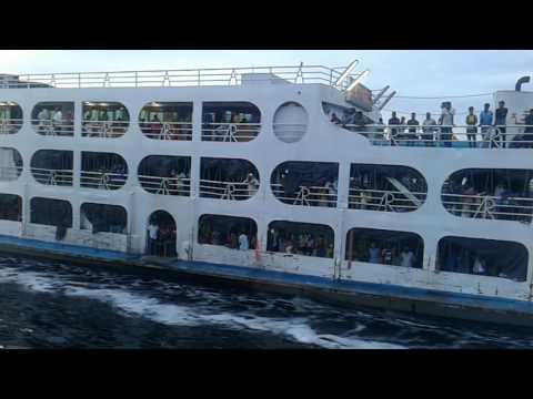 Bangladesh Ship Dhaka to Potuakhali