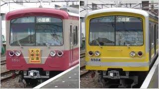 伊豆箱根鉄道5000系電車(特別塗装編成)