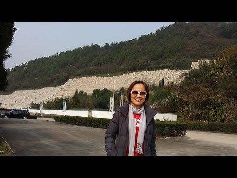 A Tour Inside a Xuan Paper Making Museum in Jingxian, Anhui China