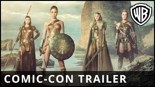 Wonder woman – comic-con trailer - official warner bros. uk