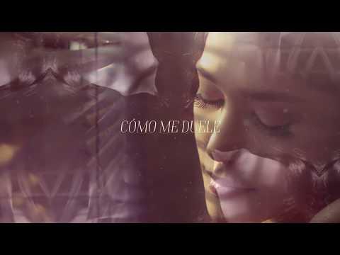 FARINA - COMO ME DUELE  [ Lyric Video ]